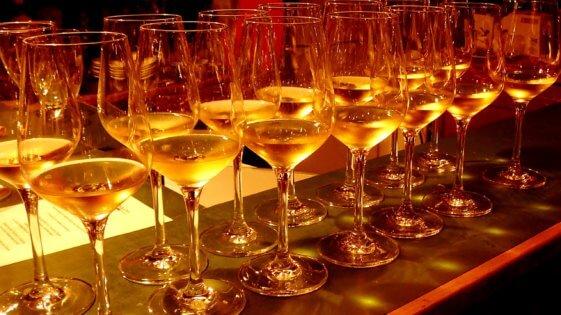 10 Dessertwein Toskana Weinbar