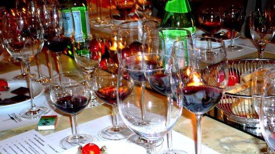 7 Wein und Schokoladen Seminar
