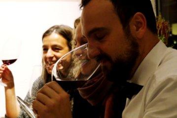 Wine tasting Wein Degustation Toskana Weinbar